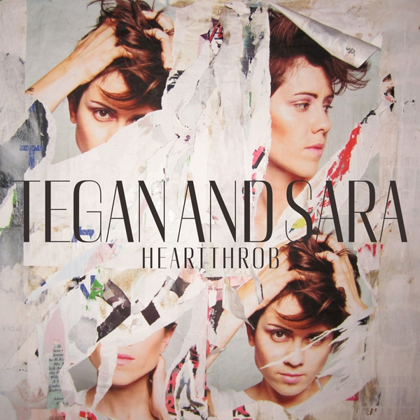 Tegan and Sara - Heartthrob image
