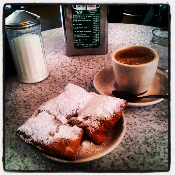 ...won't you join me for beignet next year?