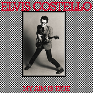 Elvis Costello My Aim is True HIGH RESOLUTION COVER ART