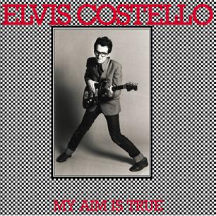 Elvis Costello My Aim is True HIGH RESOLUTION COVER ART